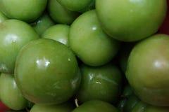 Эрик, или ренклоды, часто вызывали кислые зеленые сливы, съеденные в Турции стоковые изображения rf