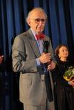 Эрик Kandel, лауреат Нобелевской премии Стоковое Изображение