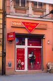 Эротичный магазин Стоковое Изображение RF