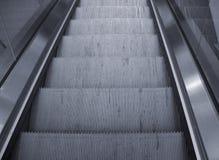 эскалатор детали Стоковое фото RF