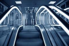 эскалатор 2 Стоковое Фото