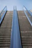 Эскалаторы Стоковое Изображение