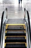 Эскалатор Стоковое Фото
