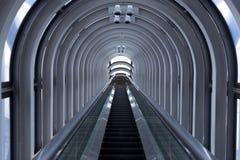 Эскалатор Стоковая Фотография RF