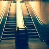 Эскалатор Стоковое Изображение