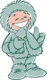 эскимос Стоковые Фотографии RF