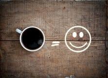 Эспрессо pf чашки Стоковая Фотография