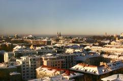эстония самомоднейший tallinn Стоковые Фото