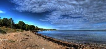 эстонская природа одичалая Стоковые Фотографии RF