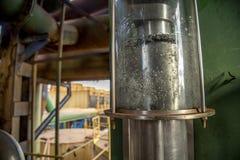 Этанол рафинадного завода сахарного тростника Стоковое Изображение
