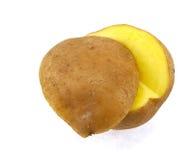 этапы картошки стоковое фото rf