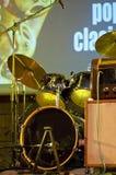 этап барабанчиков Стоковые Фотографии RF
