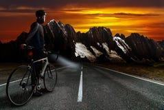 этап горы Стоковые Изображения