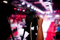 Этап модного парада Стоковое фото RF