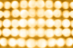 Этап освещает предпосылку партии Стоковые Изображения RF