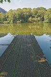 Этап посадки реки Стоковое фото RF
