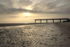 Этап посадки на пляже Омахи Стоковые Изображения