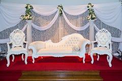 Этап свадьбы Стоковое Изображение
