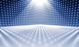 этап светов Стоковое Изображение RF