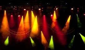 этап светов стоковые изображения
