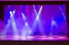 Этап театра Стоковое Фото