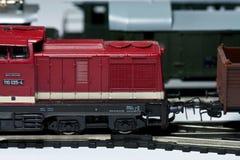 Поезда модели Стоковые Изображения RF