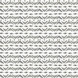 Этническая картина акварели Предпосылка моды ацтекская геометрическая Картина руки вычерченная monochrome Современные абстрактные иллюстрация вектора