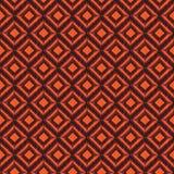 этническая картина безшовная Племенные мотивы Геометрическая абстракция  Стоковая Фотография