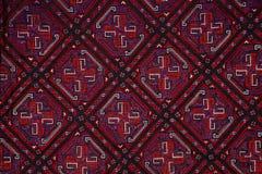 Этническая картина вышивки Стоковое Фото