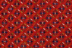 Этническая картина вышивки Стоковое Изображение RF