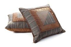 этническая подушка Стоковая Фотография