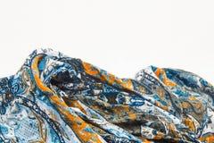 Этническая текстура ткани Стоковое Изображение