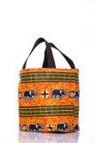 Этническая handmade сумка Стоковые Изображения