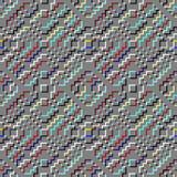 Этнический геометрический орнамент Справочная информация иллюстрация вектора