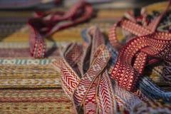 Этнический славянский пояс для одежд Стоковые Фотографии RF