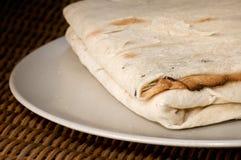 этнический flatbread Стоковые Фотографии RF