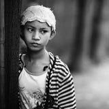 Этническое меньшинство Стоковые Фото