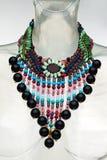 этническое ожерелье Стоковая Фотография RF