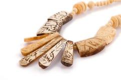 этническое ожерелье Стоковые Фотографии RF