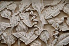 Этническое украшение стены Стоковая Фотография