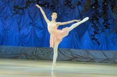 Этот вечный сказ балета Стоковое Изображение RF