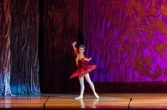 Этот вечный сказ балета Стоковое фото RF
