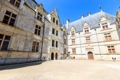 Этот замок был построен в столетии XVIth Стоковое Фото