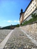 Немецкий замок Стоковая Фотография
