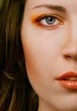 Яркие глаза Стоковые Изображения