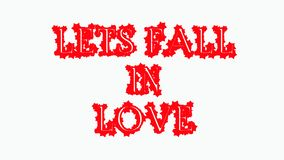 ЭТО ИЗОБРАЖЕНИЕ позволяет падению в ЦИТАТУ любов бесплатная иллюстрация