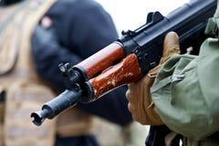Русская винтовка Стоковые Изображения