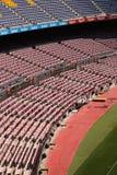 Это стадион прежде чем вентиляторы приезжали, стоковая фотография rf