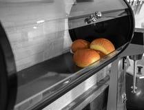 Это съемка бриошей вы можете найти в магазине мороженого стоковое фото