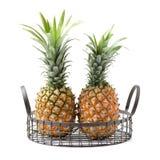 Это фото ананаса, оно сделано в Тайване Стоковые Изображения